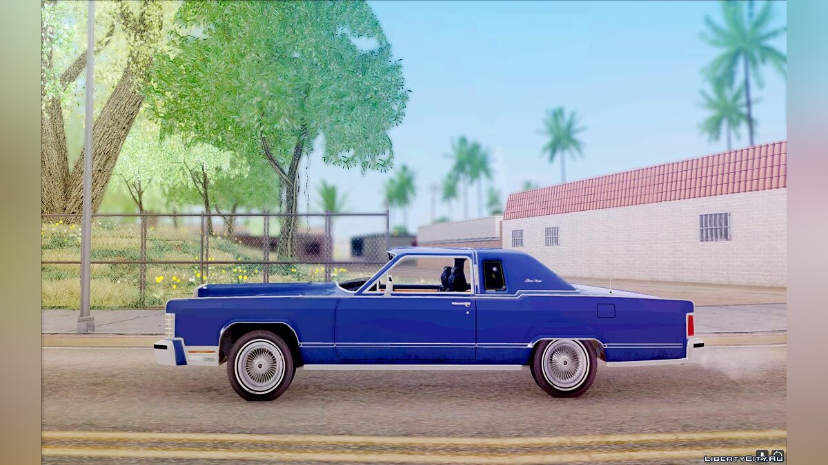 Машина Lincoln Lincoln Continental Town Coupe 1979 для GTA San Andreas