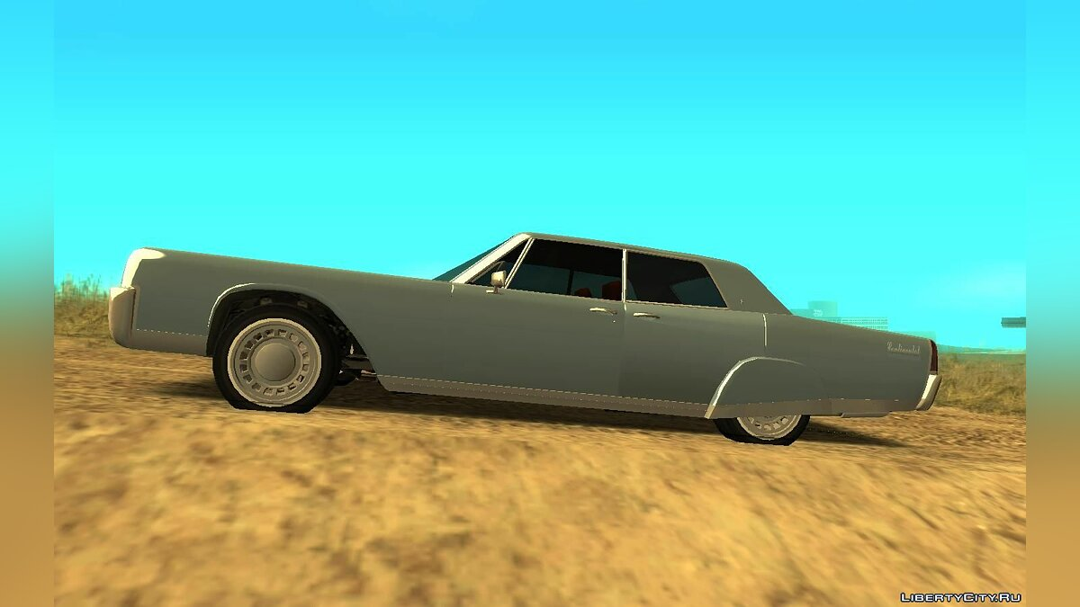 Машина Lincoln 1965 Lincoln Continental (Chino style) v1.0 для GTA San Andreas