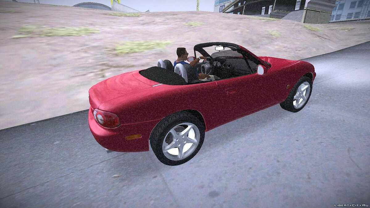 Mazda MX-5 Miata Tunable для GTA San Andreas - скриншот #5
