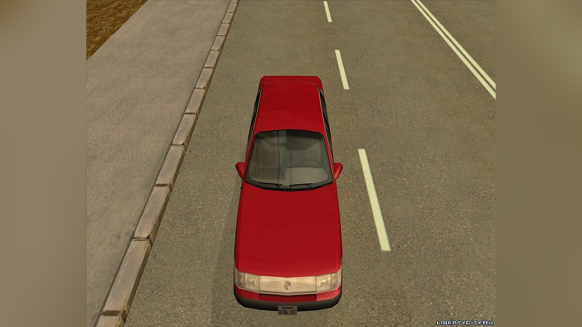 Машина Mercury Mercury Sable GS для GTA San Andreas