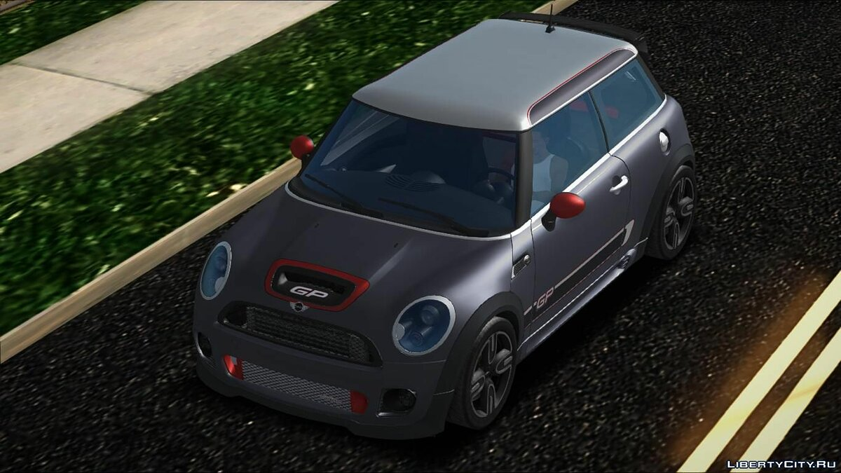 Машина Mini 2013 Mini John Cooper Works GP для GTA San Andreas