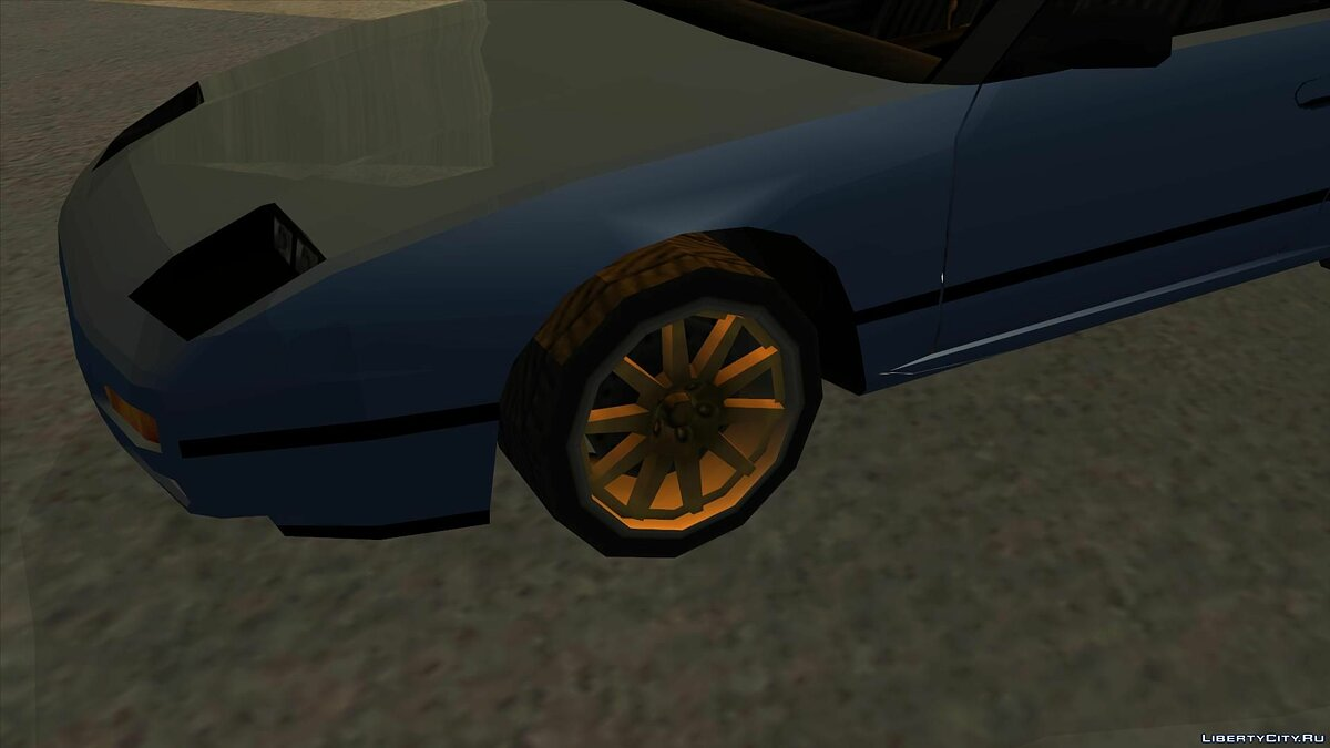 Wheels from NFS Underground 2 SA Style для GTA San Andreas - скриншот #6