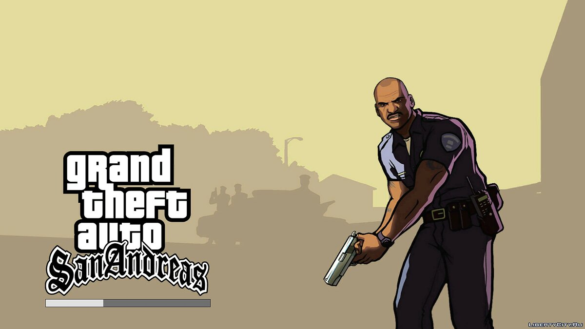 Мод Remastered Interface from Deluxe HD v1.0 Modpack для GTA San Andreas