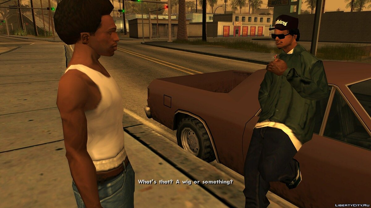 Мод Storyline Enhancement Mod для GTA San Andreas