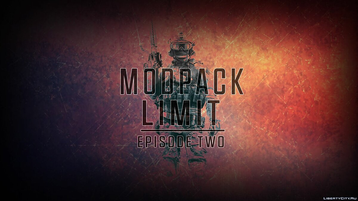 Мод ModPack LIMIT: Episode Two для GTA San Andreas