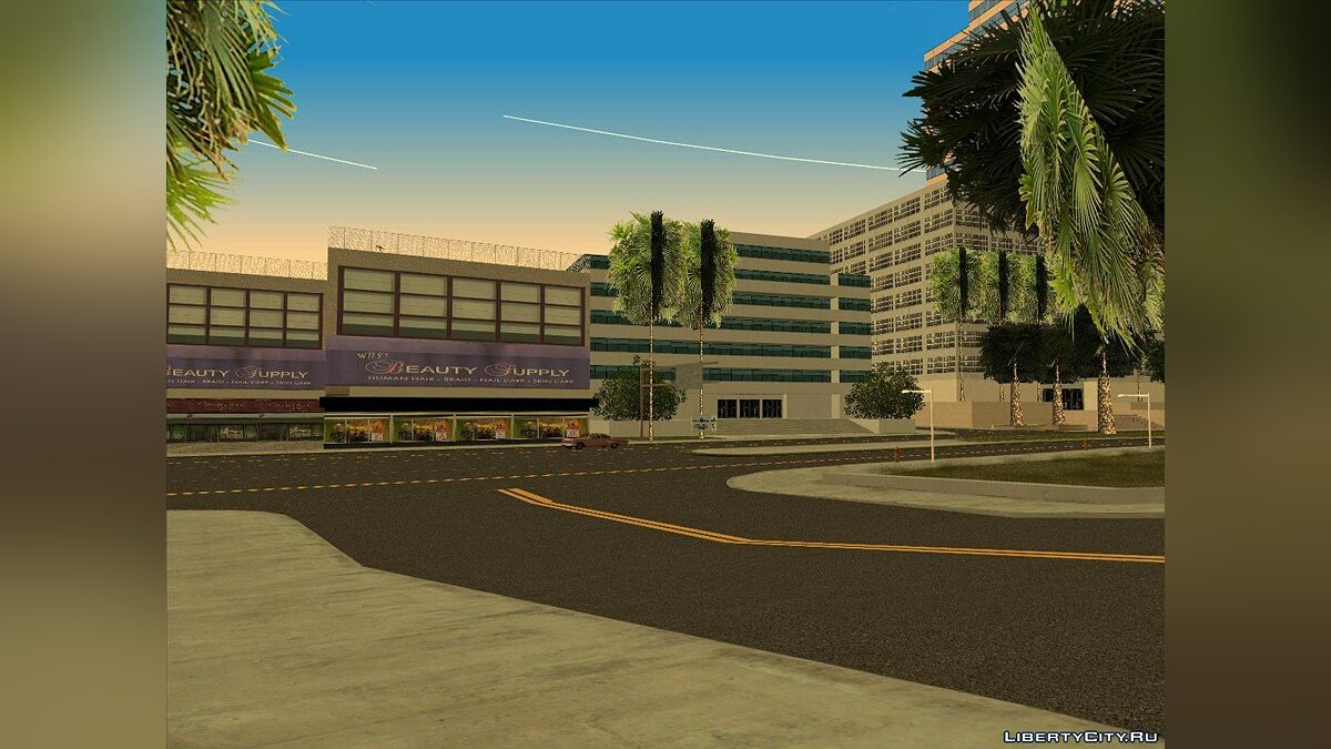 Vice City Texture New для GTA San Andreas - скриншот #4
