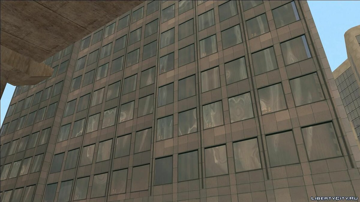 ��од INSANITY Skyscraper Reflections v3 для GTA San Andreas