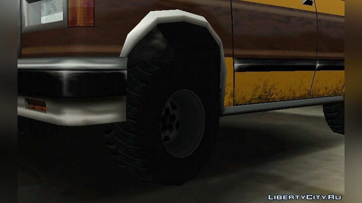 New Off-Road Wheels для GTA San Andreas