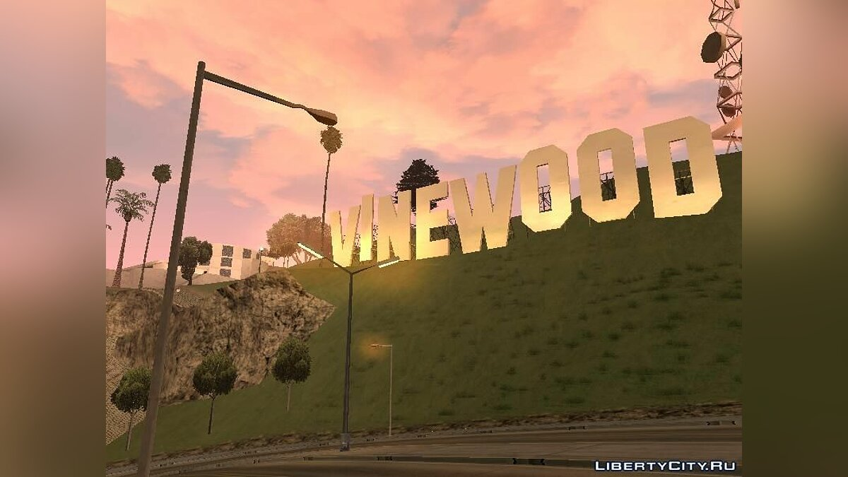 GTA V Timecycle для GTA SA для GTA San Andreas