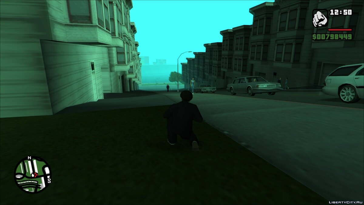 Мод Map fixes pack для GTA San Andreas