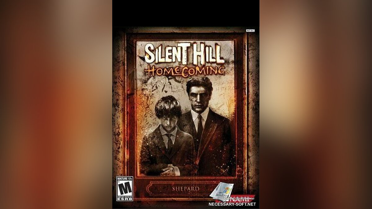 Silent hill new story для GTA San Andreas