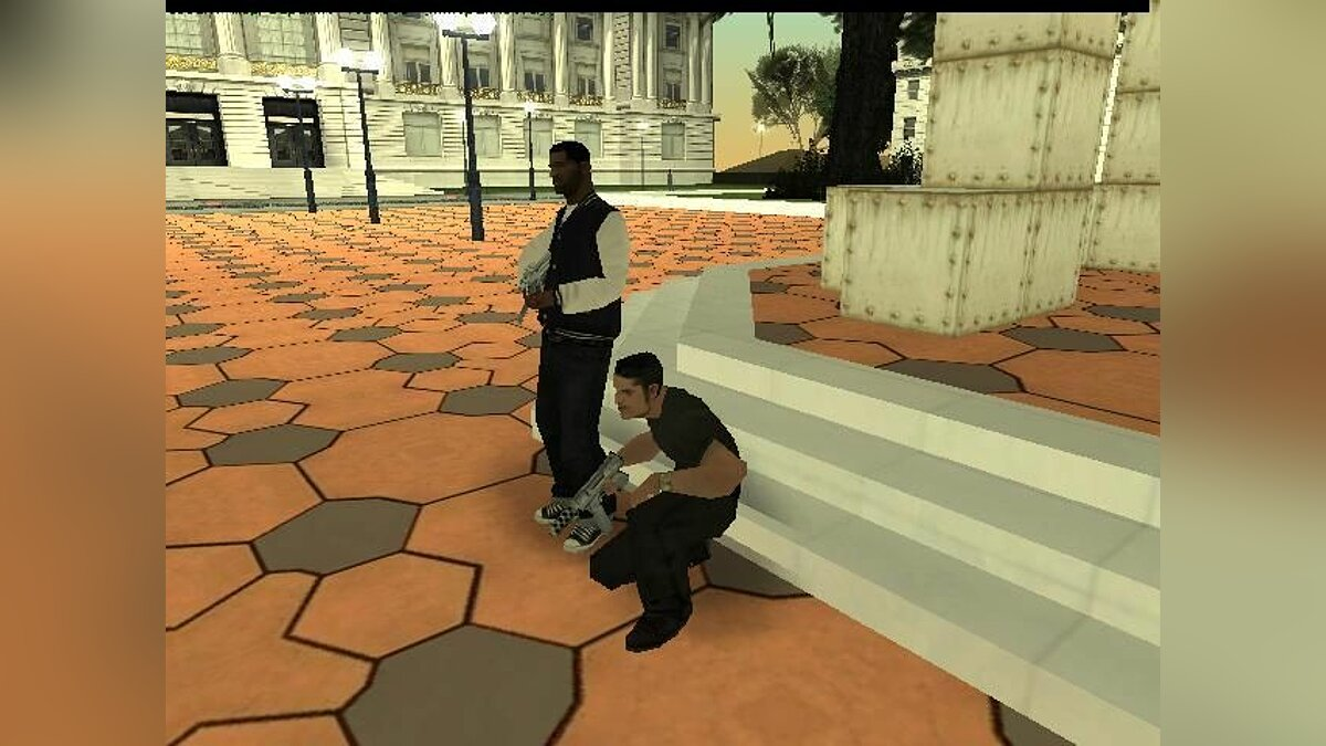 Theif stories: the end для GTA San Andreas