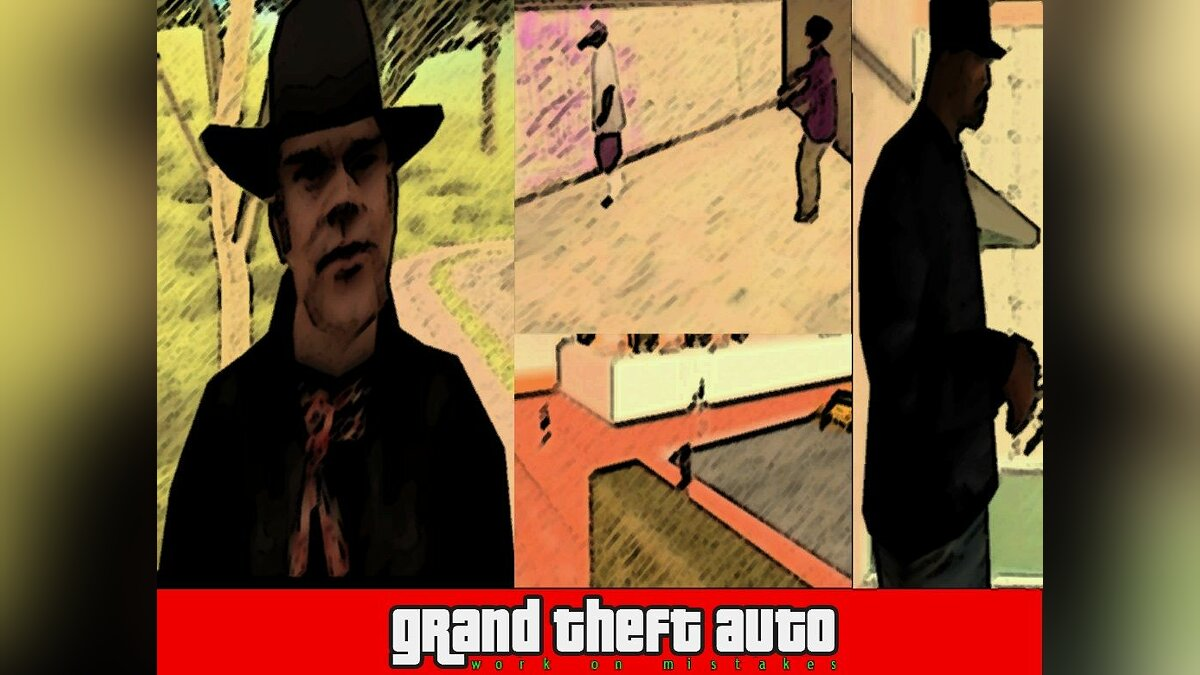 Work on Mistakes. Episode One для GTA San Andreas