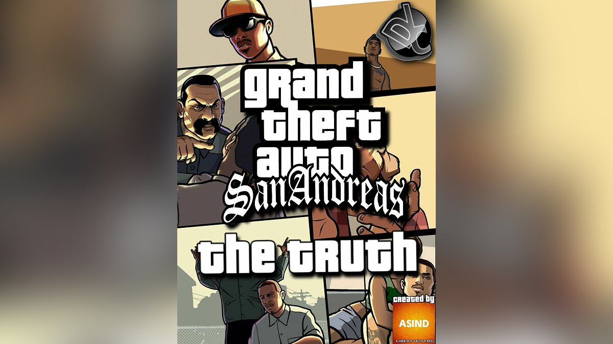 Сюжетное DLC: GTA: SA - The Truth для GTA San Andreas - скриншот #6