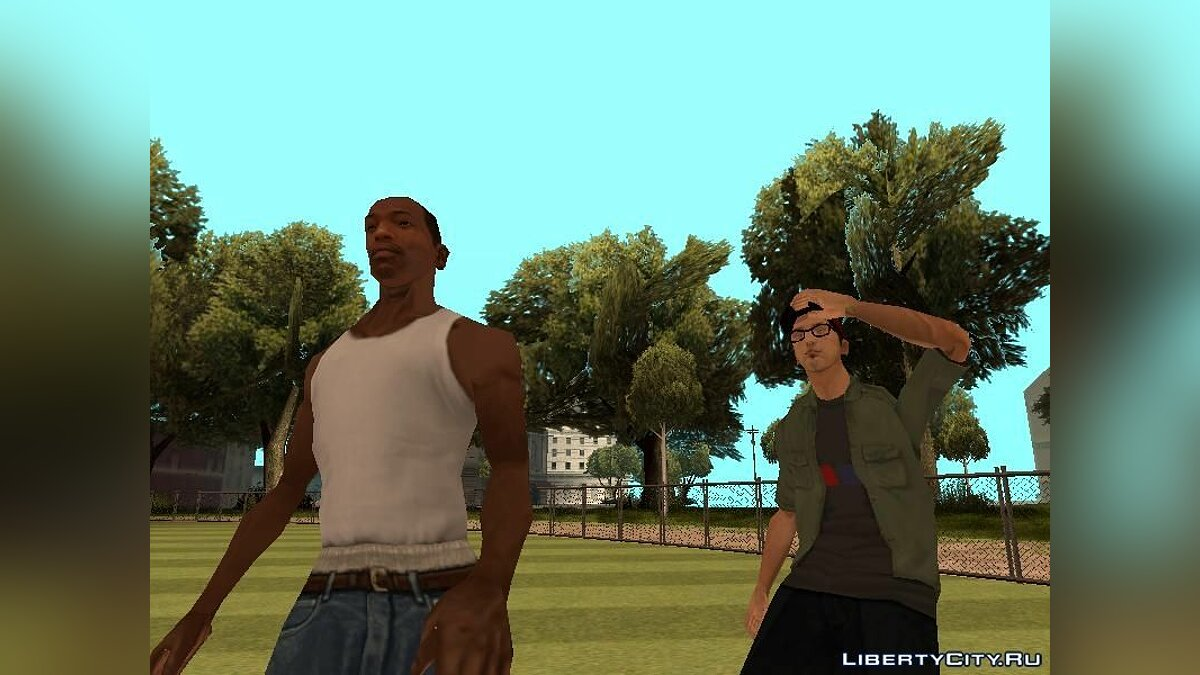 Бомбежка! (Deleted beta-mission from GTA SA) для GTA San Andreas