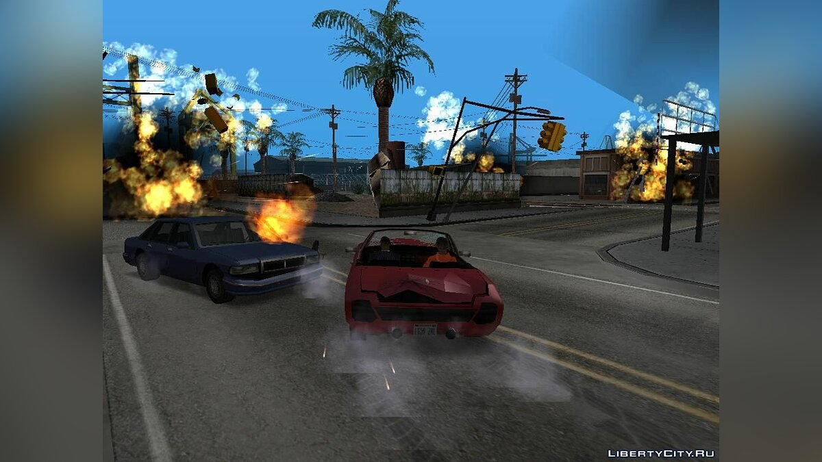 End of The World для GTA San Andreas