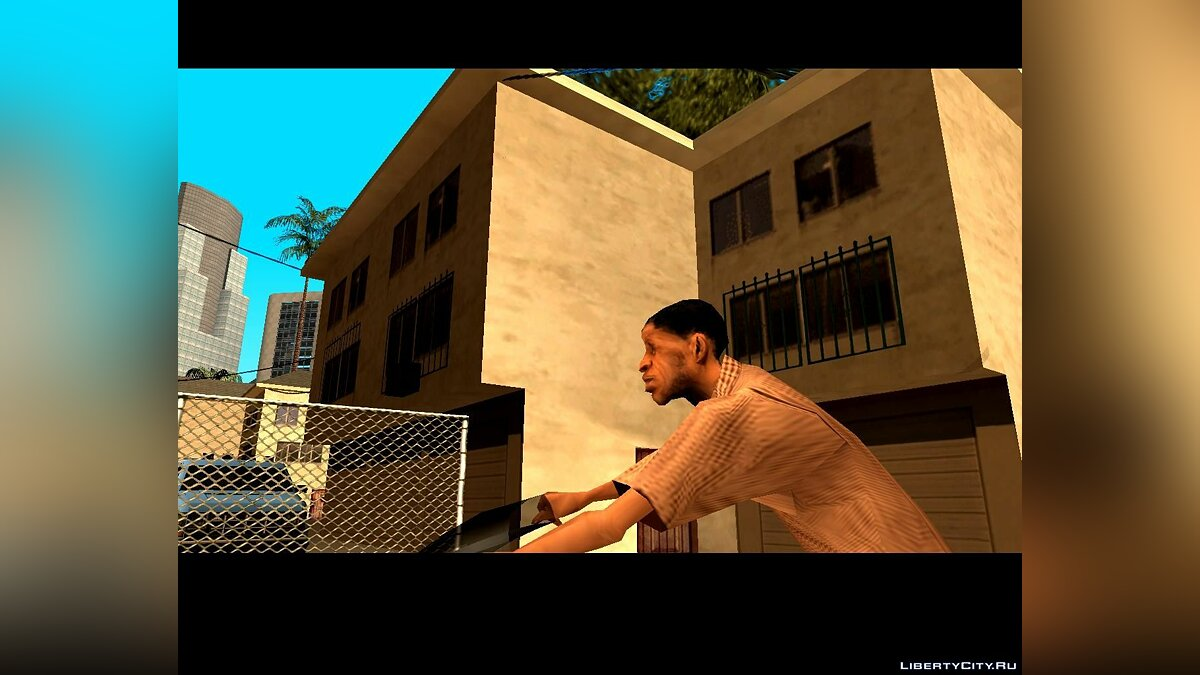Black Days in the city of angels для GTA San Andreas - скриншот #7