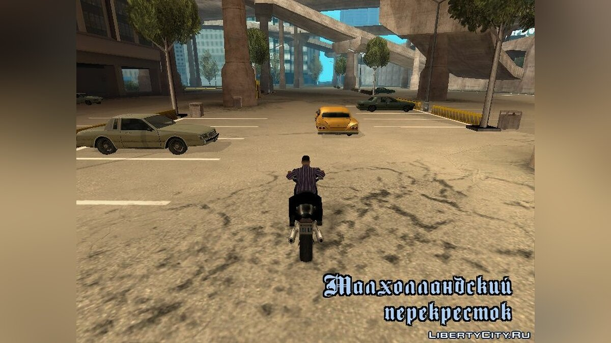 Max's life in another city. Part I для GTA San Andreas - скриншот #5