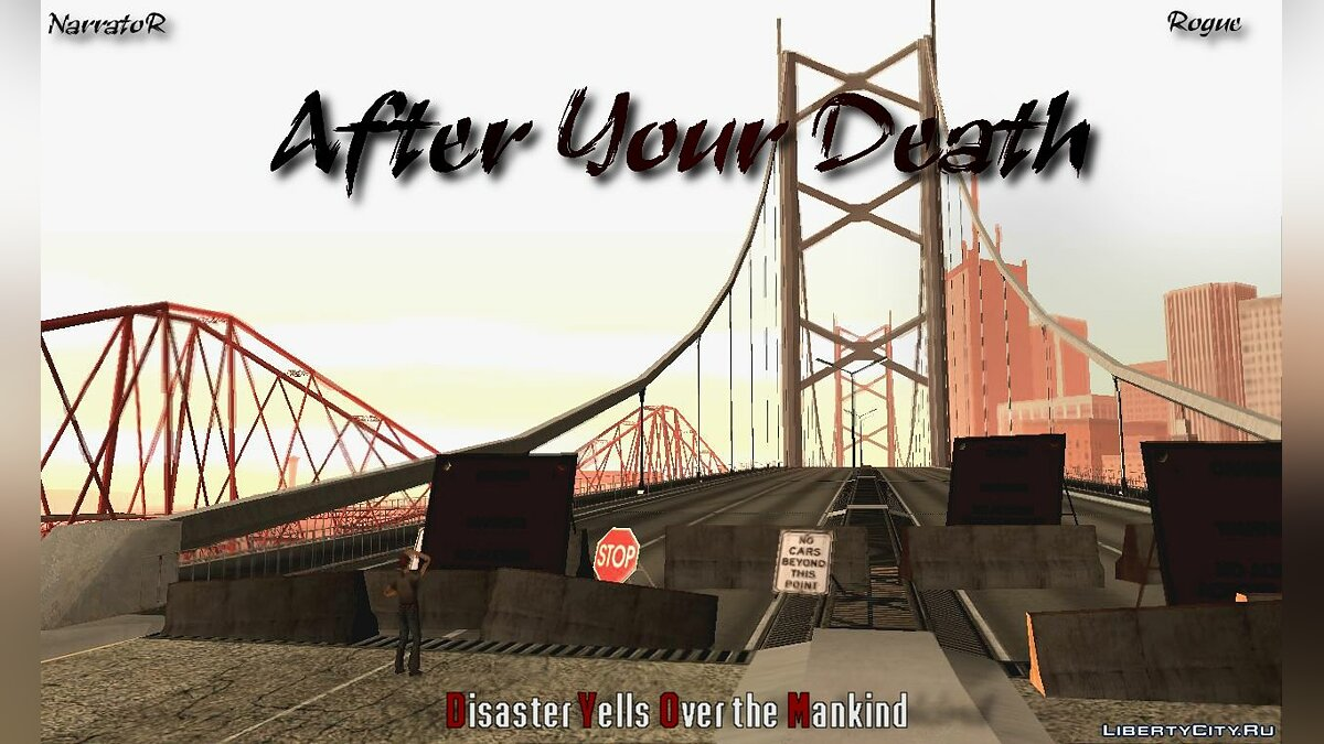 After Your Death для GTA San Andreas