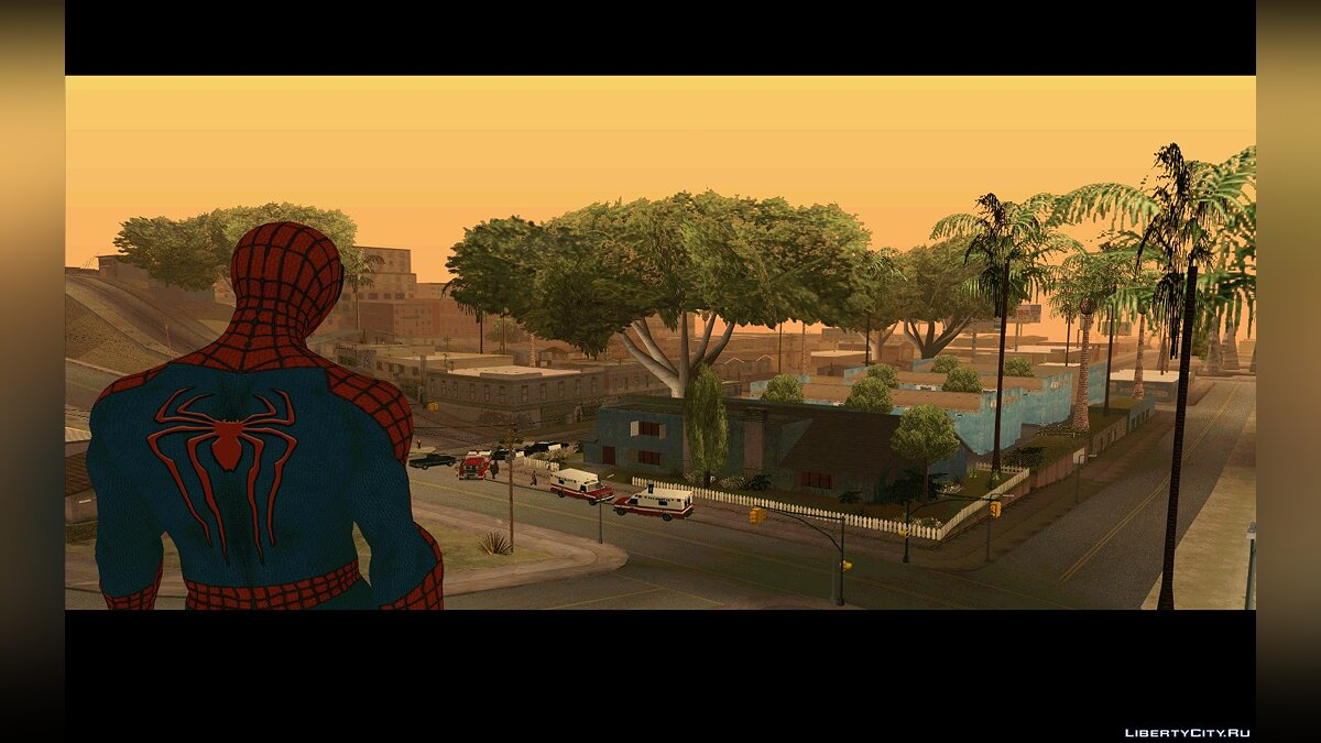 The Amazing Spider-Man | По следу убийцы | Часть 1 для GTA San Andreas