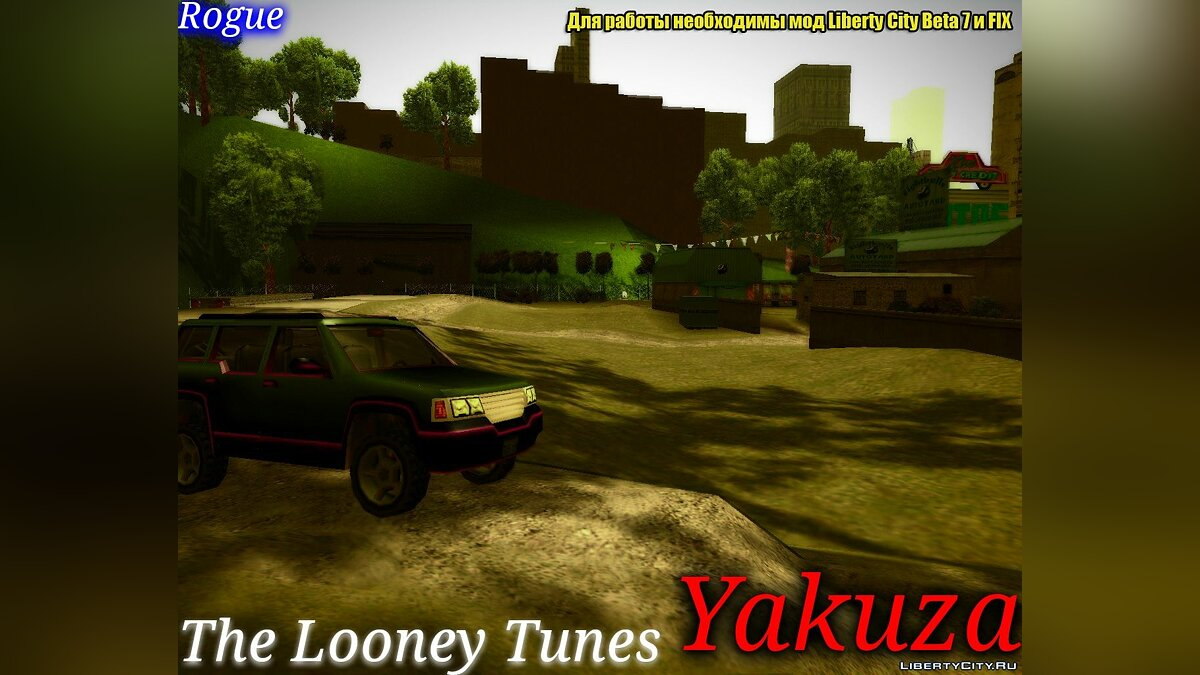 The Looney Tunes Yakuza Chapter Three для GTA San Andreas