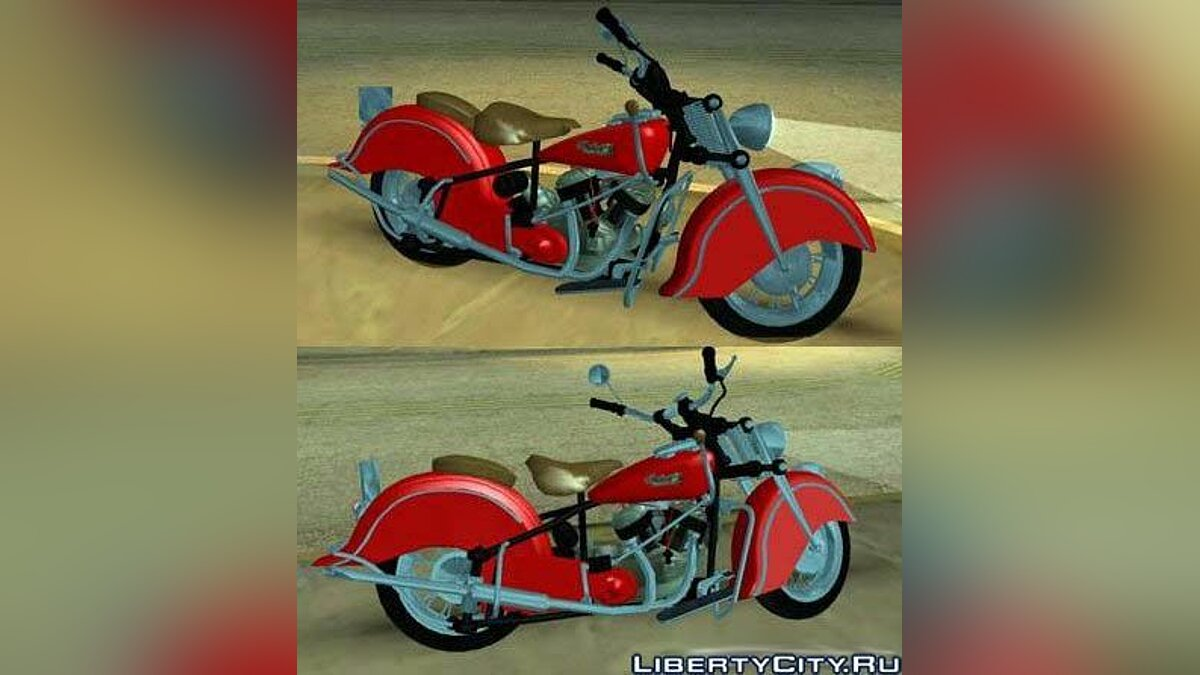 1948 Indian Chief (Beta) для GTA San Andreas