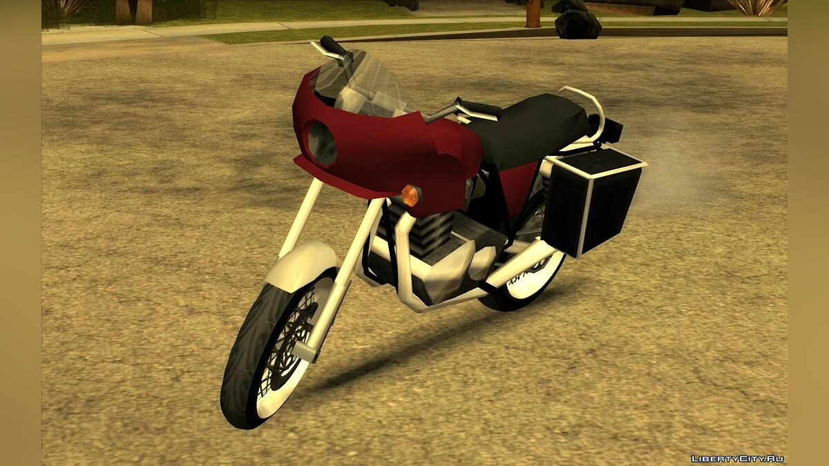 Мотоцикл Pegassi Commando GT Cafe для GTA San Andreas