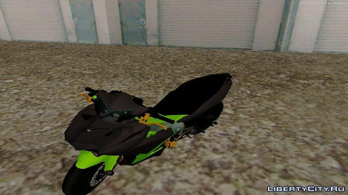 ��отоцикл Yamaha Mx King 150 Modif 250 Gp для GTA San Andreas