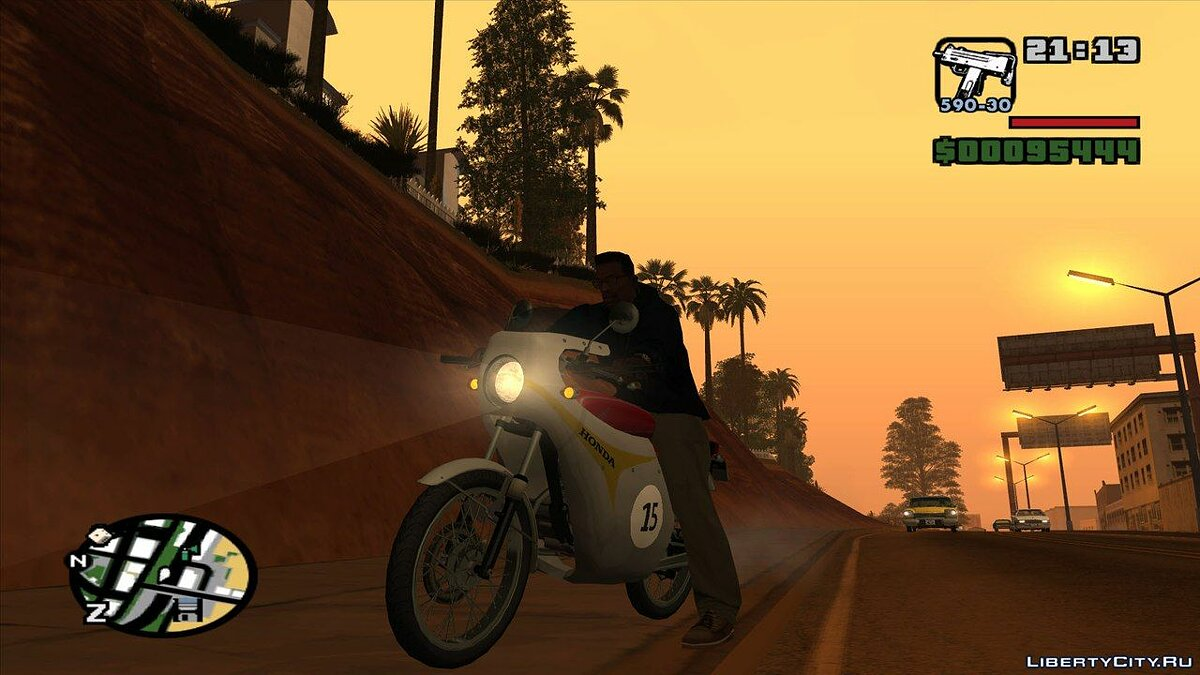 Мотоцикл 1988 Honda Dream 50 (rc142) для GTA San Andreas