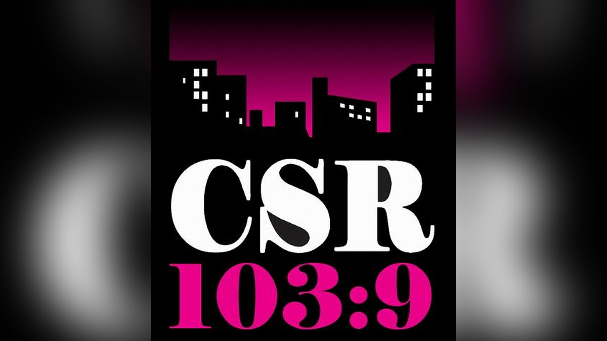 CSR 103.9 (Contemporary Soul Radio) для GTA San Andreas