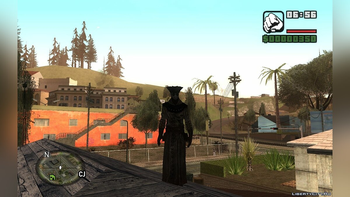 Доктор (Assassin's Creed Brotherhood) для GTA San Andreas