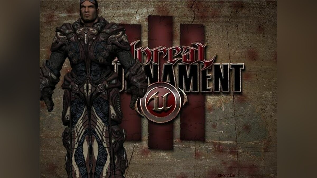 Персонаж из Unreal Tournament 3 v.2. для GTA San Andreas