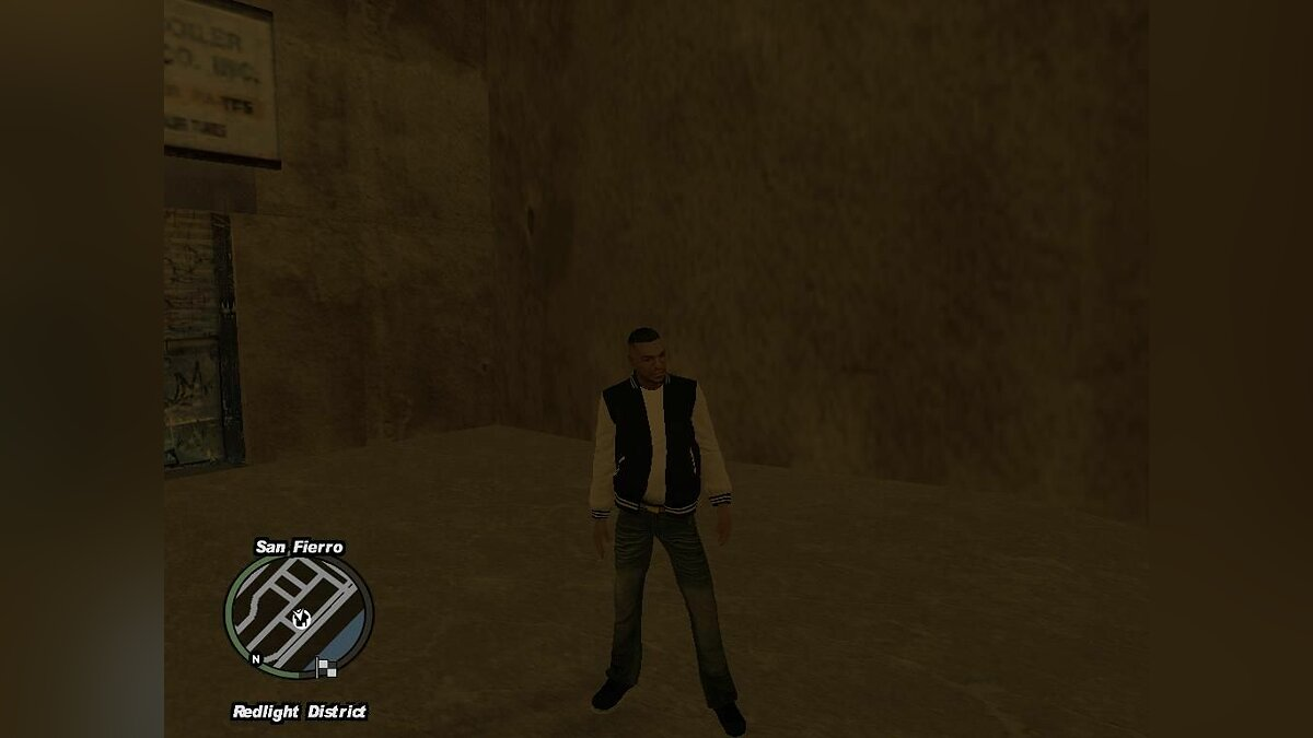 Luis Lopez player для GTA San Andreas