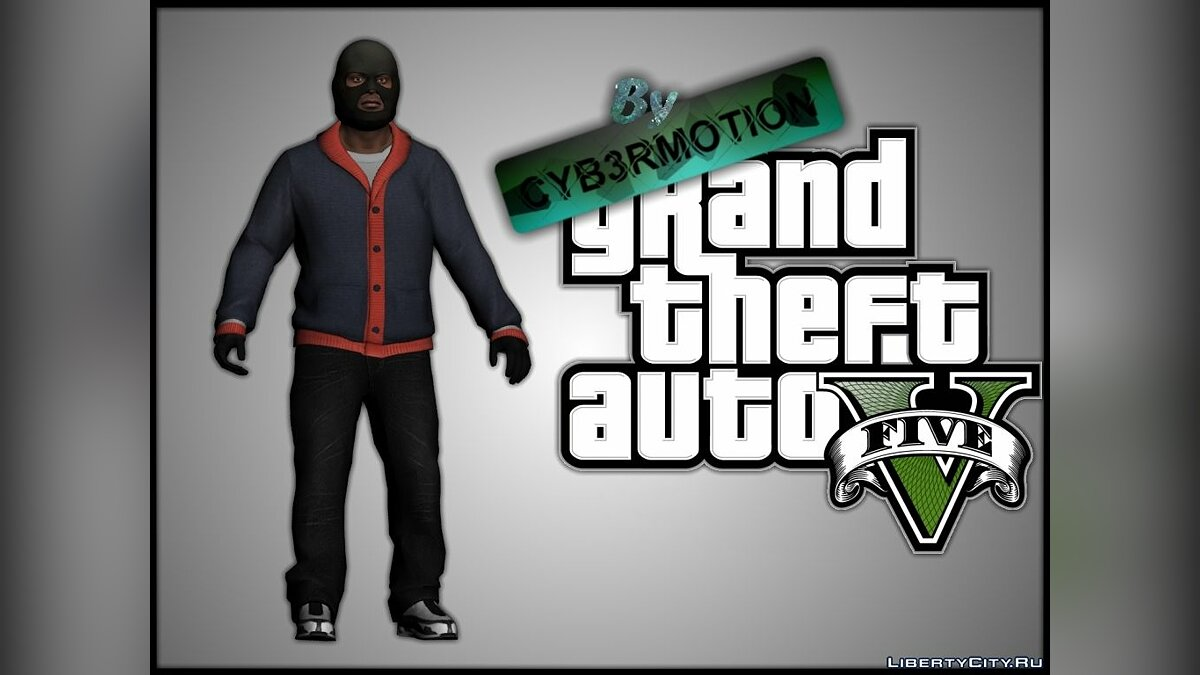 Franklin by Cyb3rMotion для GTA San Andreas