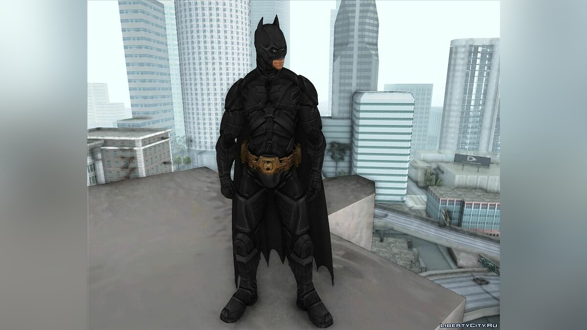 The Dark Knight Shadow Edition для GTA San Andreas - скриншот #3