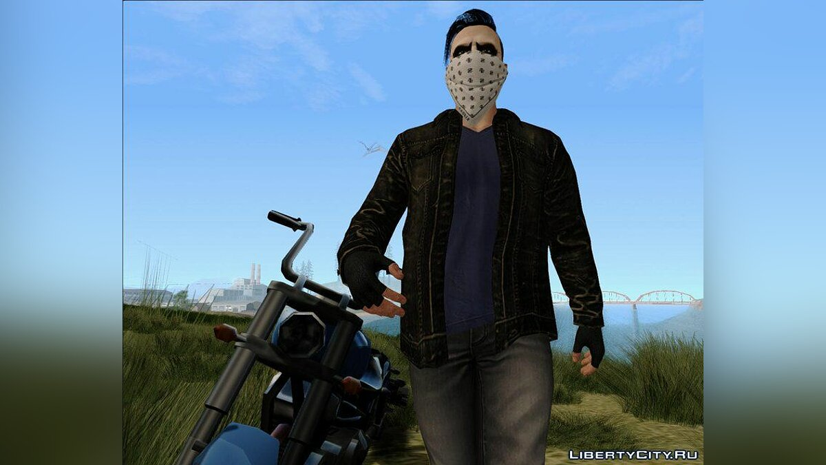 GTA V Online Skin Pack (With Normalmap) #2 для GTA San Andreas - скриншот #3