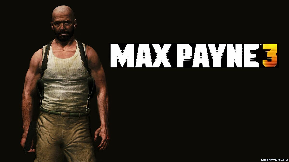 MaxPayne 3 Pack v1.0 Beta для GTA San Andreas