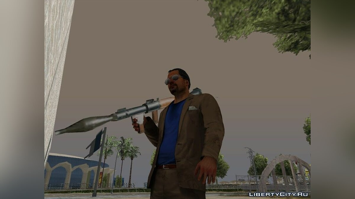 Willis Huntley для GTA San Andreas