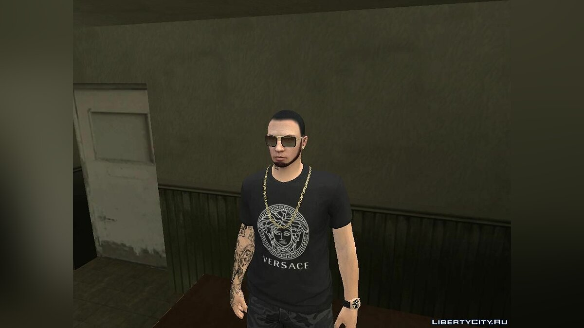 Pack Skins Of Anuel AA For GTA SA для GTA San Andreas - скриншот #3