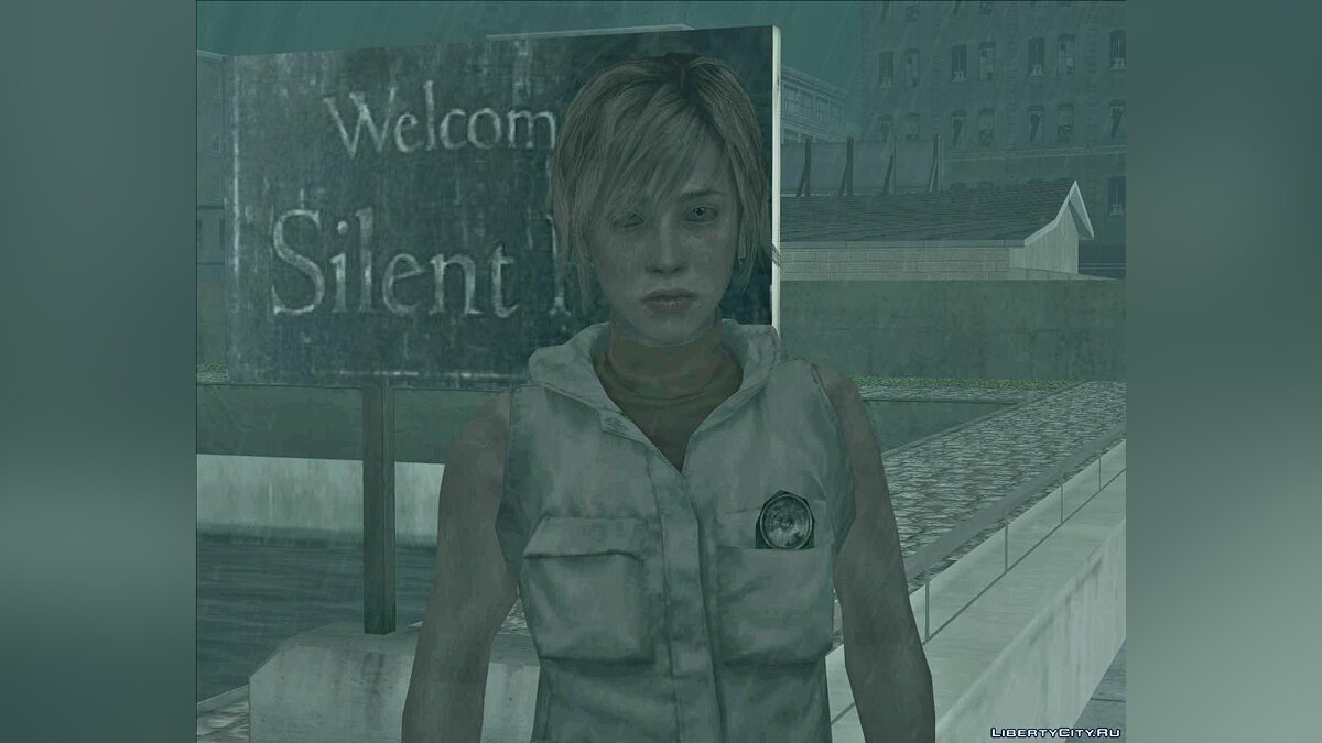 Heather Mason from Silent Hill 3 для GTA San Andreas