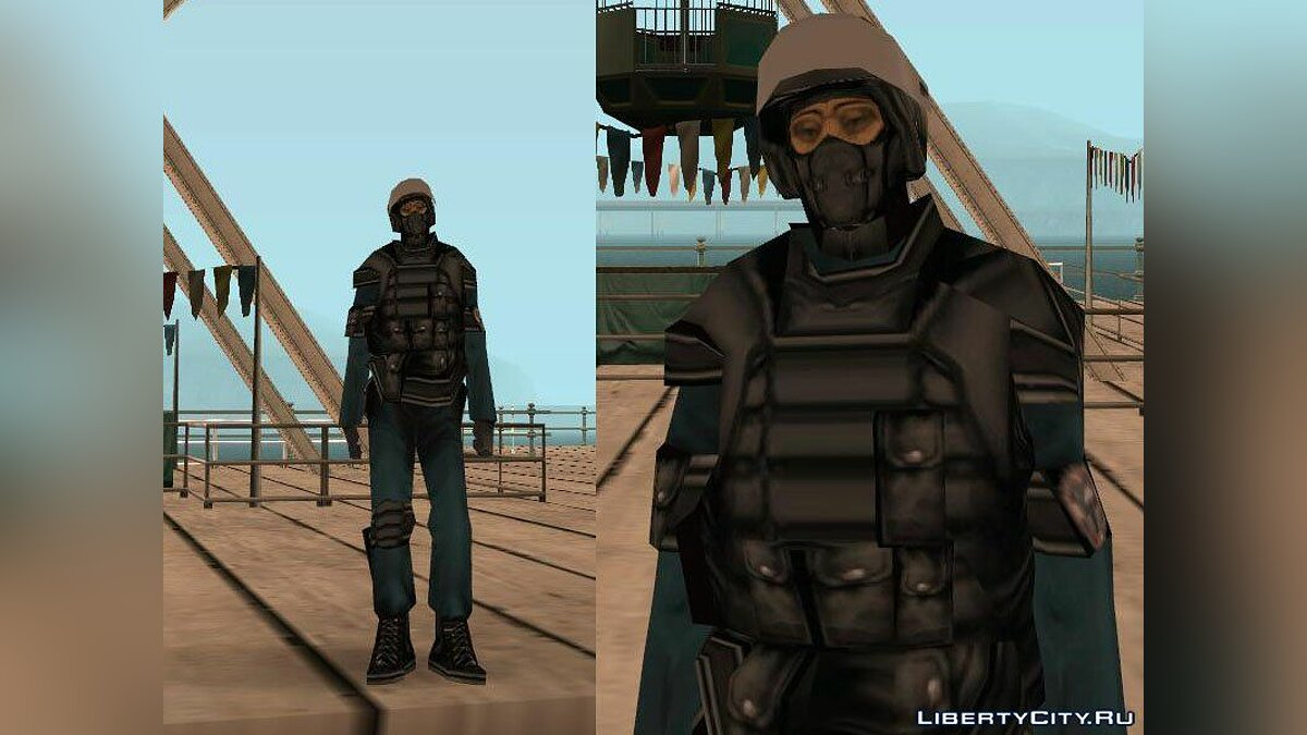 GTA VC Chars Pack v1.0 by Dayk для GTA San Andreas - скриншот #4