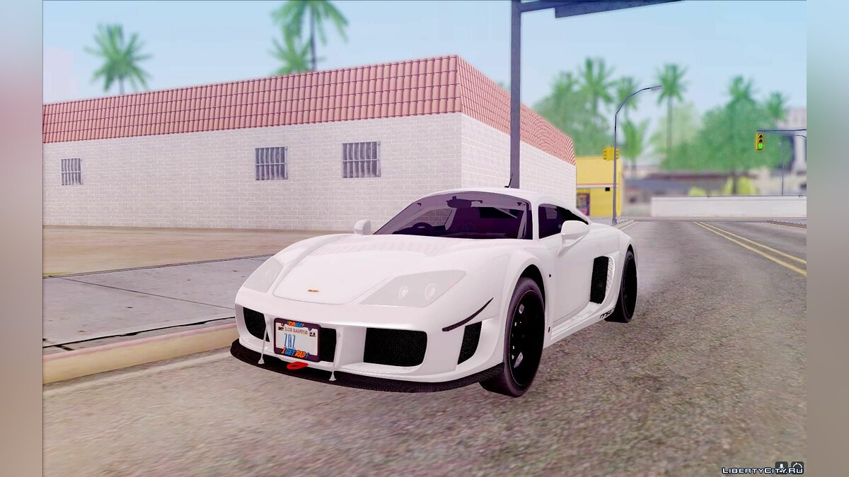 Машина Noble Automotive Noble M600 для GTA San Andreas