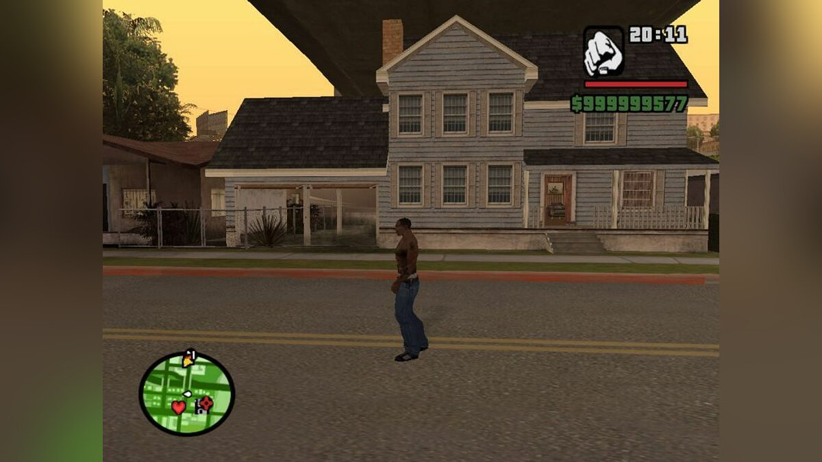 Tommy's house для GTA San Andreas