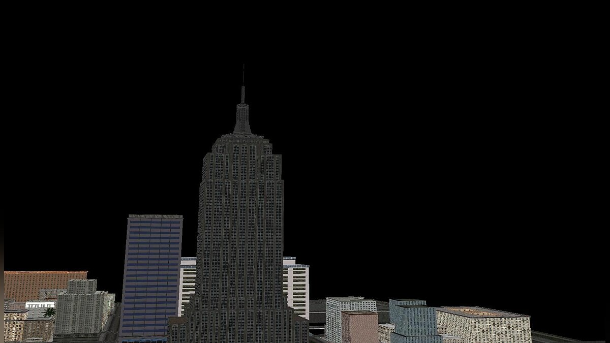 Empire State Building для GTA San Andreas