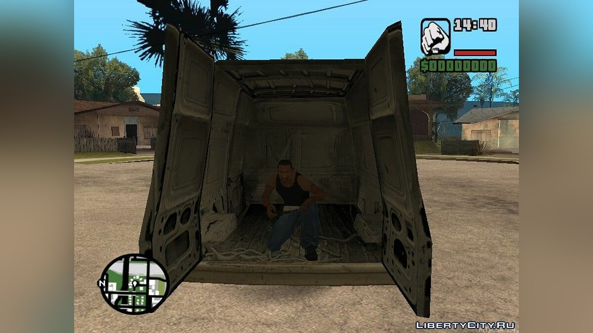 "Car from ""MaxPayne2"" для GTA San Andreas - скриншот #2"