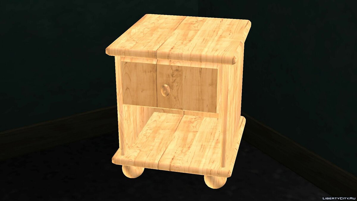 New Bedside Table v1 для GTA San Andreas - скриншот #4