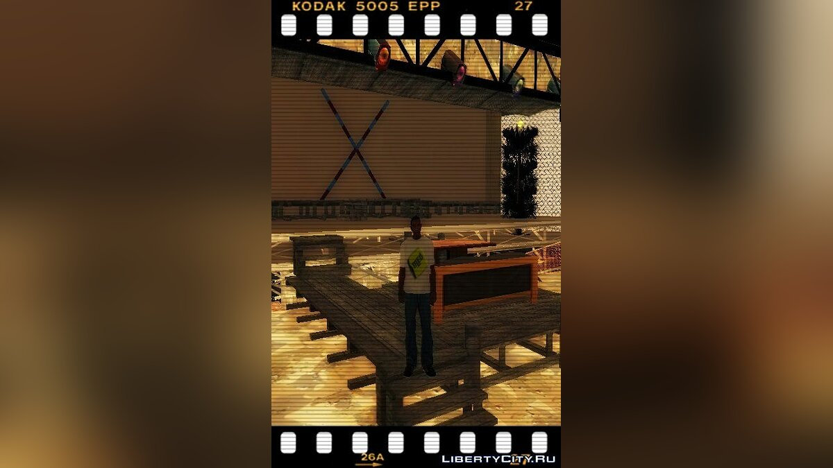 X-Factor Stage v3.0 New Year Edition (END) для GTA San Andreas