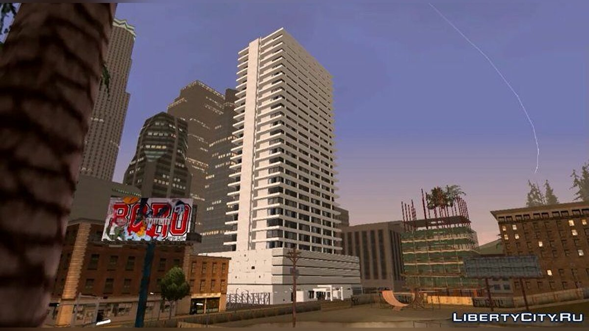 Eclipse Towers Final для GTA San Andreas