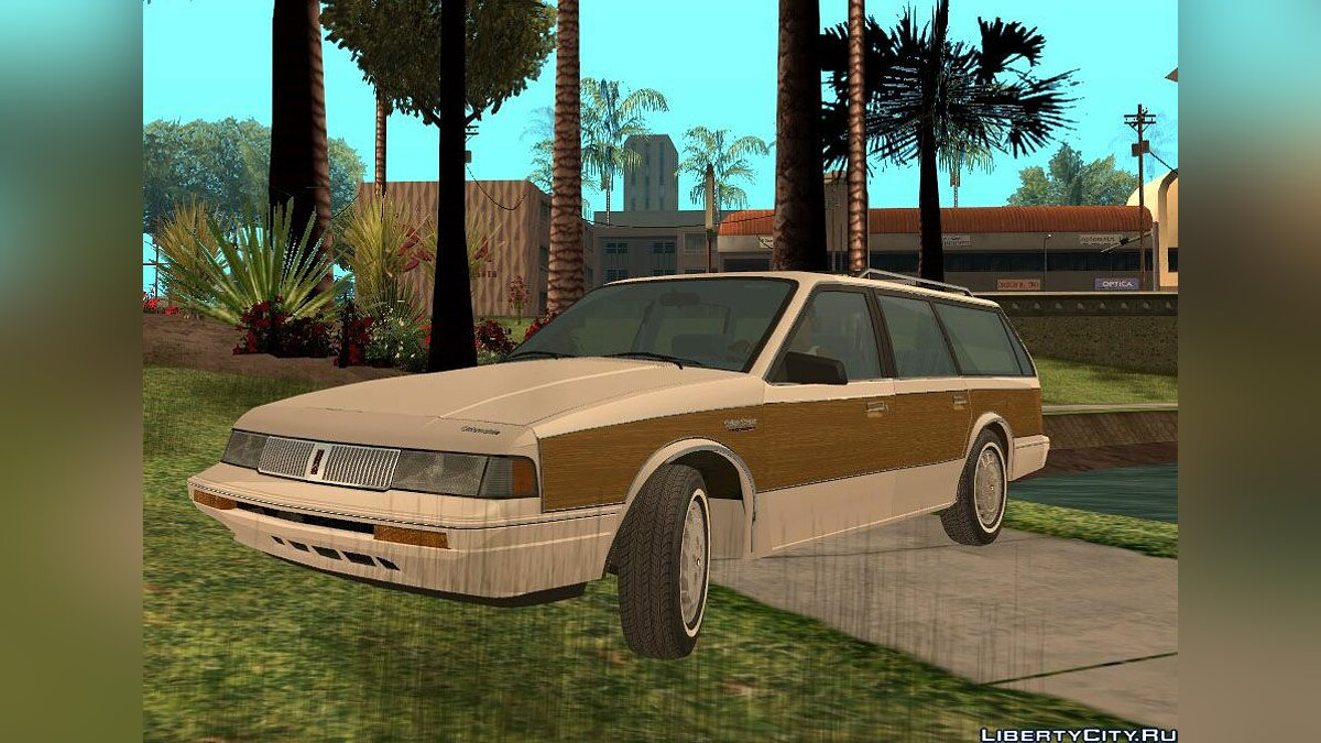 ��ашина Oldsmobile Oldsmobile Cutlass Cruiser 1993 1.0 для GTA San Andreas
