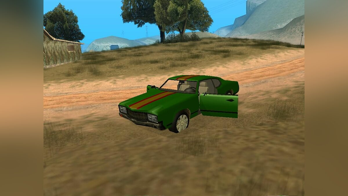 Sabre Turbo from Vice для GTA San Andreas